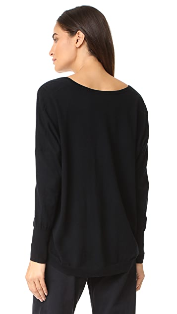 AG Shayla V Neck Sweater