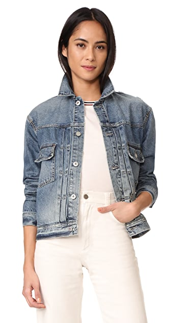 AG Cassie Denim Jacket