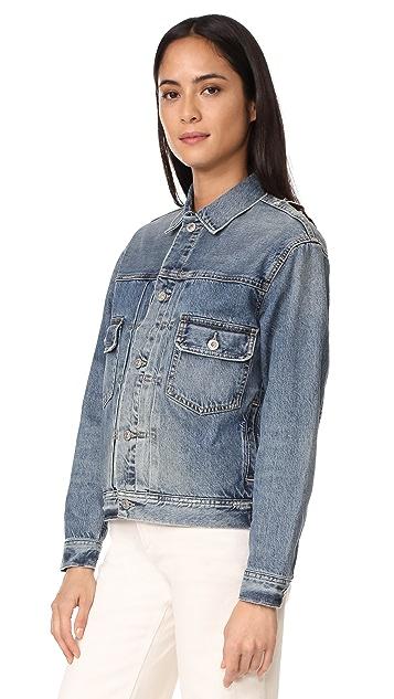 AG Cassie Denim Jacket