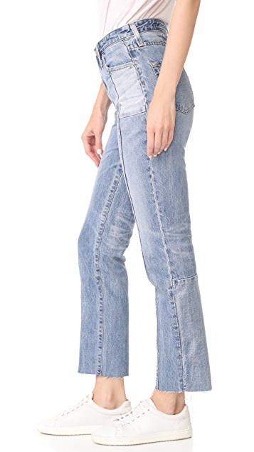 AG The Phoebe Restored Jeans