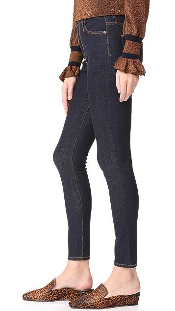 AG The Farrah Ankle Skinny Jeans