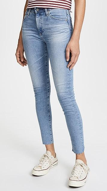 AG Farrah Skinny Jeans