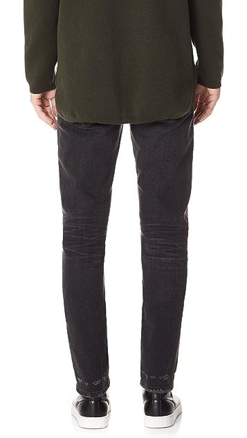 AG 8 Years Gravel Tellis Denim Jeans