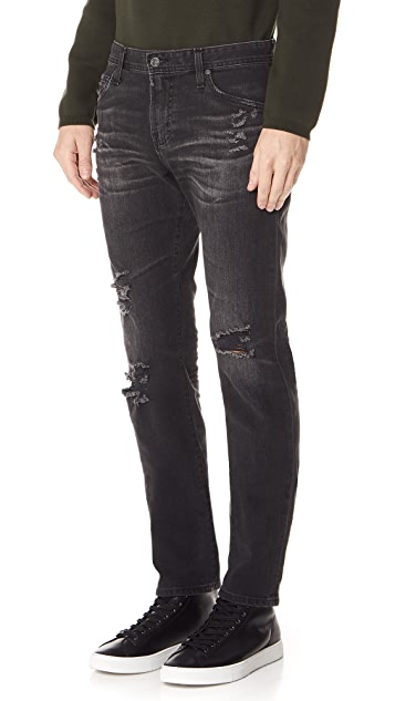 AG 8 Years Gravel Tellis Denim Jeans
