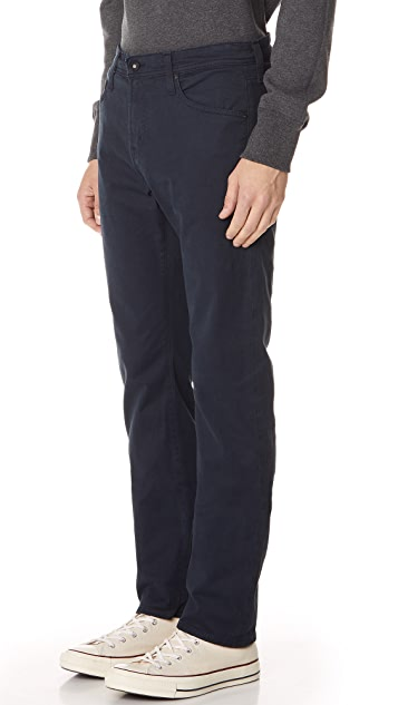 AG Matchbox Garment Dye 5 Pocket Pants