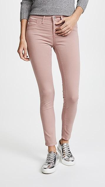AG The Legging Ankle Sateen Jeans