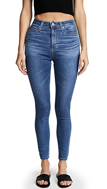 AG The Mila Ankle Skinny Jeans