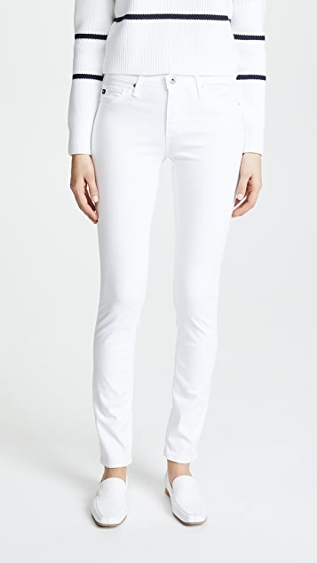 AG The Prima Sateen Jeans