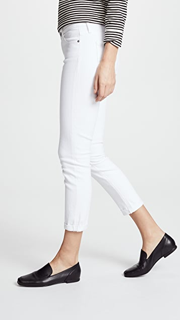 AG The Prima Roll Up Jeans