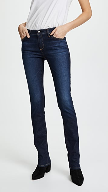 4f9b47f2cb08 AG Harper Essential Straight Leg Jeans