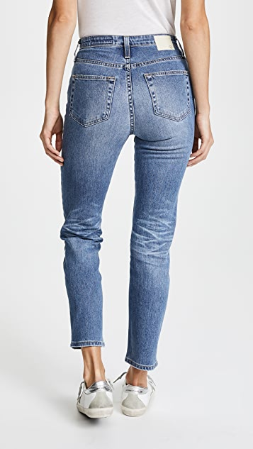 AG Phoebe High Rise Jeans