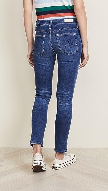 AG The Farrah Anke Skinny Jeans