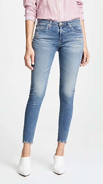 AG The Legging Ankle Skinny Jeans