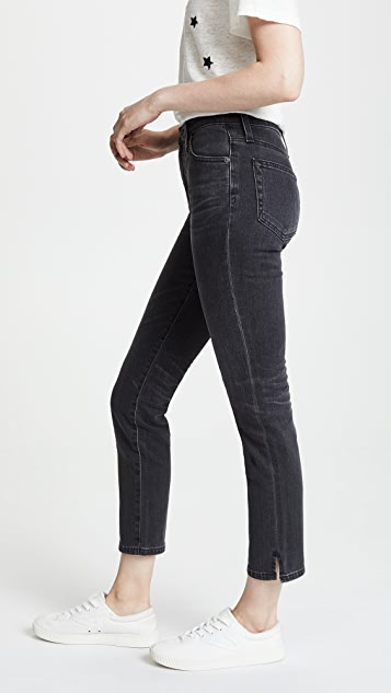 AG The Isabelle Jeans with Slit