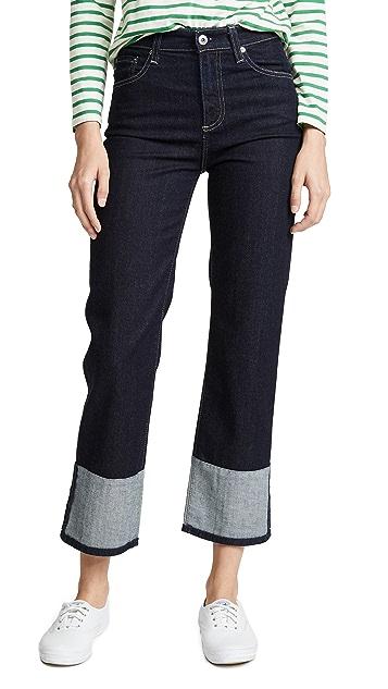 AG The Rhett Cuffed Jeans