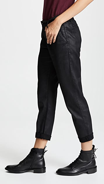 AG The Vintage Leatherette Caden Trousers