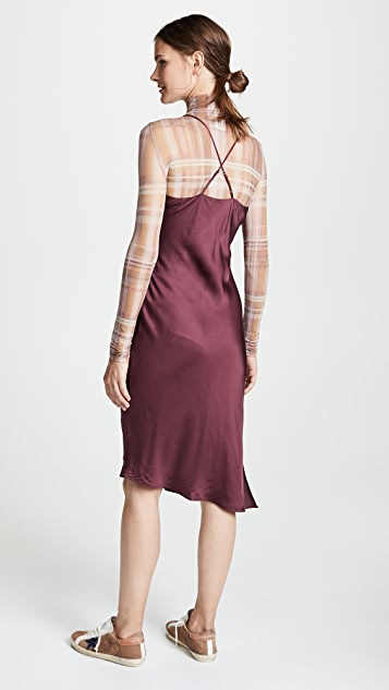 AG Scarlette Slip Dress