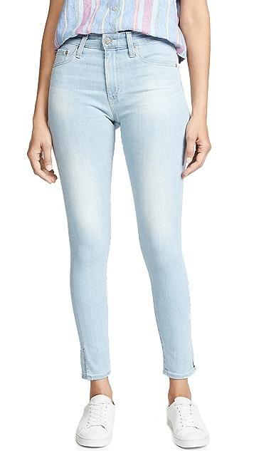 AG Farrah Ankle Skinny Jeans
