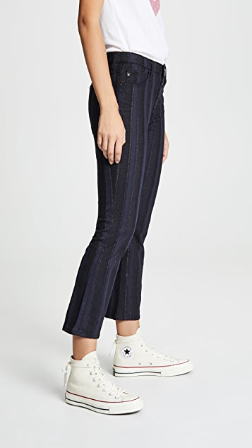 AG The Jodi Crop Button Up Pants