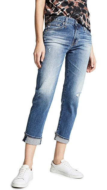 AG The Ex Boyfriend Slim Jeans