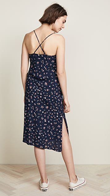 AG Scarlett Slip Dress