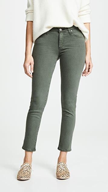The Prima Ankle Skinny Jeans by Ag