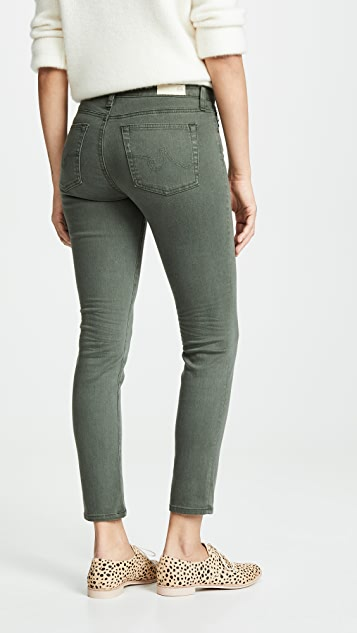AG The Prima Ankle Skinny Jeans