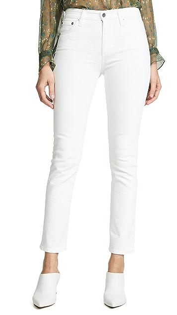 AG Mari Slim Straight Jeans