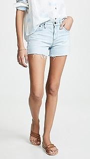 AG The Hailey Cutoff Shorts