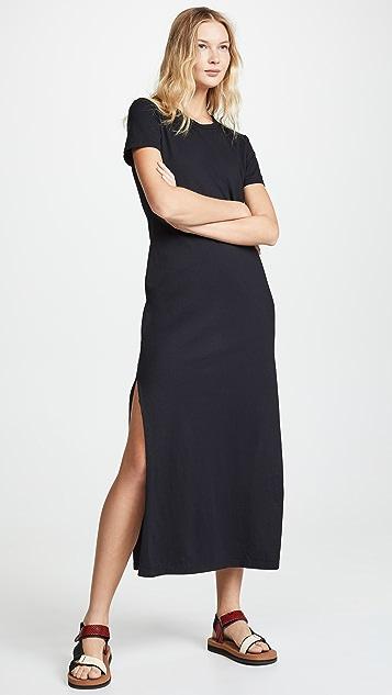 AG Alana Relaxed Maxi Dress