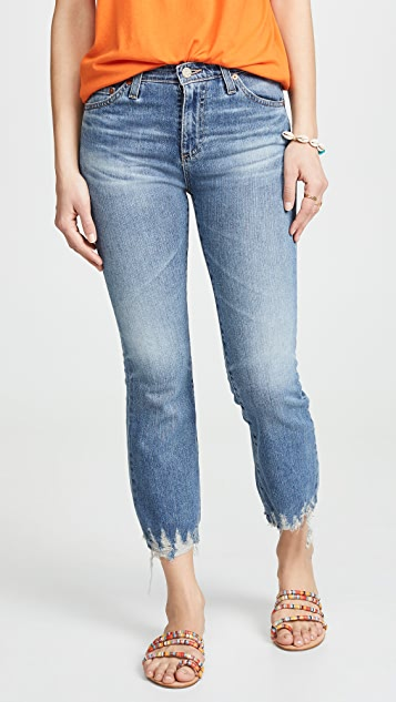 AG The Jodi Crop Jeans - 18 Years Ambrosial