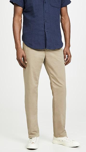 AG Lux Khaki Chino Pants