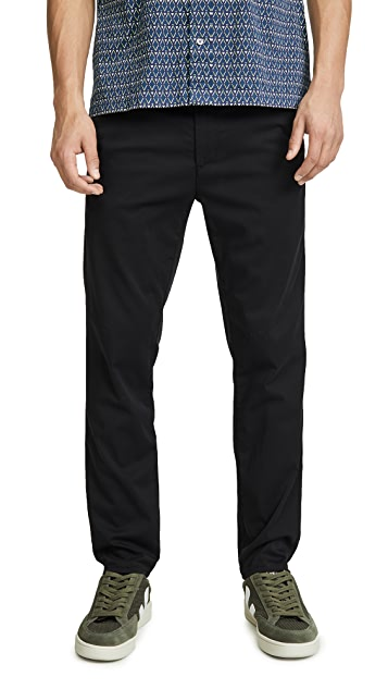 AG Payton Cropped Chino Pants