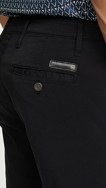 AG Payton Cropped Chino Pants