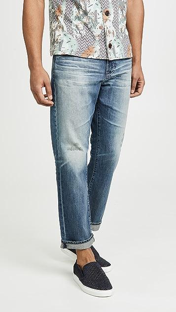 AG Turner Cropped Denim Jeans