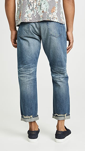 AG Turner Cropped Denim Jeans