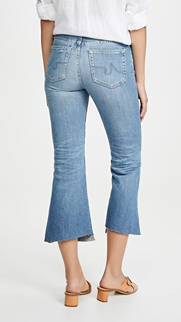 AG The Quinne Crop Jeans