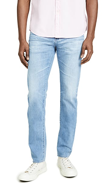 AG The Tellis Jeans in 17 Years Phase Wash