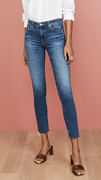 AG The Prima Ankle Jeans