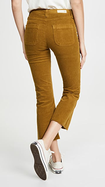 AG The Paneled Quinne Crop Pants