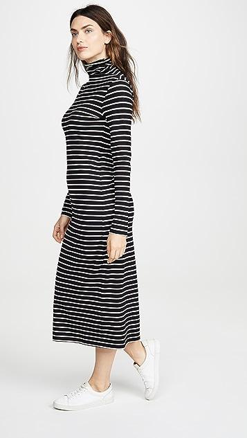 AG Chelden Turtleneck Dress