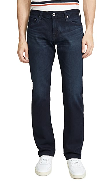 AG Graduate Denim In Bundled Wash