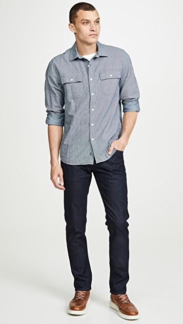 AG Tellis Denim In Stellar Wash