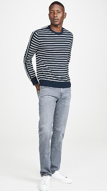 AG Tellis Denim Jeans In Courier Wash