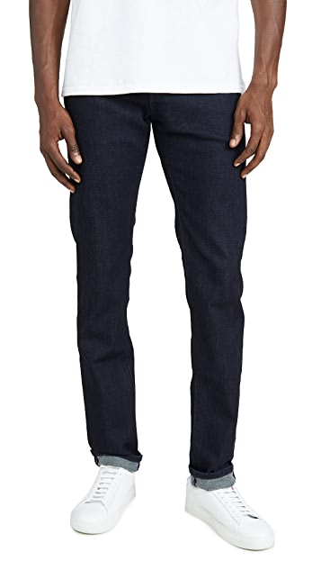 AG Tellis Denim Jeans In Stellar Wash