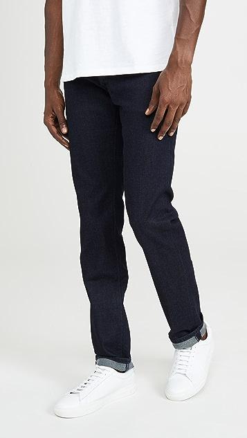 AG Tellis Denim Jeans In Stellar Wash