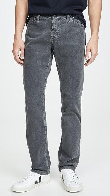 AG Graduate Corduroy Pants