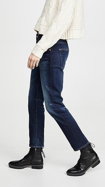 AG Узкие джинсы Ex-Boyfriend