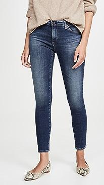 Ankle Legging Jeans