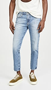 AG Dylan Cropped Denim Kensal Wash Jeans